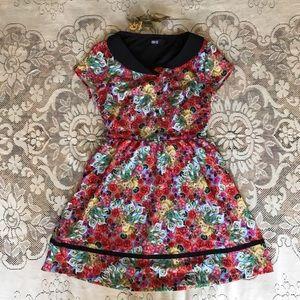 "Iron Fist ""Cruel Intentions"" Floral Angel Dress"